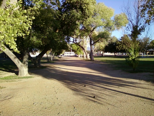 terrain_AZ_Tucson_FortLowellPark_pathFromParkingLotToMuseum